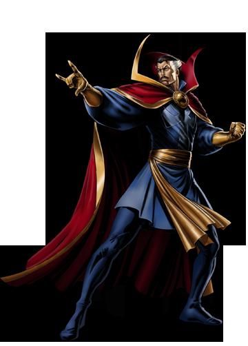 Superheroes de Marvel Dr. Strange 2