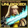 Magik New Mutants Unlocked