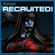 Ronan Recruited