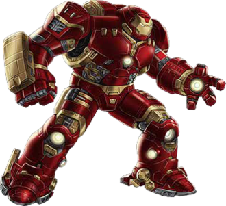 Iron Man-Hulkbuster