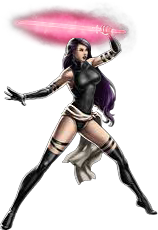Psylocke-Uncanny X-Force