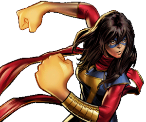 Kamala Khan Dialogue 1