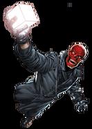 Red Skull Marvel XP