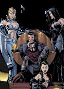 Hellfire Club Marvel XP