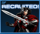 Sif Recruited Old