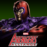 Magneto Defeated Old