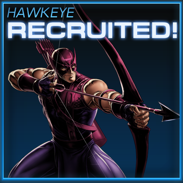 FileHawkeye Recruited ...