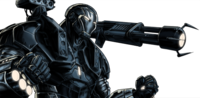 War Machine Dialogue 1