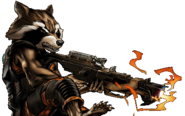 Rocket Raccoon Dialogue 2