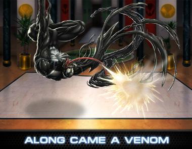 Agent venom level 9 oc ability jpg marvel avengers alliance wiki
