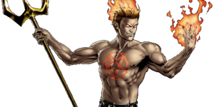 Daimon Hellstrom Dialogue 1