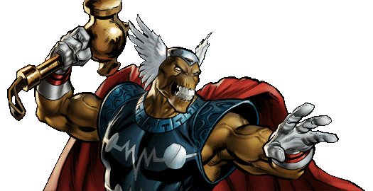 Beta Ray Bill Dialogues Marvel Avengers Alliance Wiki