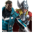 Blue Marvel and Thor (Jane Foster) Icon Large 1