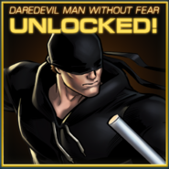 Daredevil Man Without Fear Unlocked