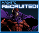 Magneto Recruited Old