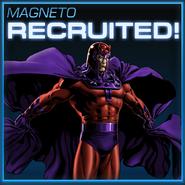 Magneto Recruited
