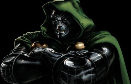 Dr. Doom Dialogue
