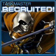 Taskmaster Recruited