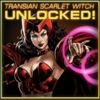 Scarlet Witch Transian Unlocked
