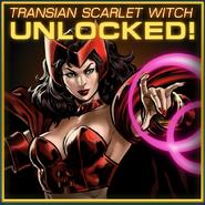 Scarlet Witch Transian Unlocked