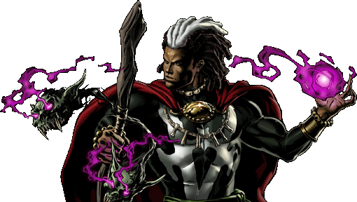 Image Doctor Voodoo Dialogue 1 Right Png Marvel