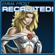 Emma Frost Recruited