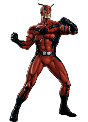 Hank Pym Marvel XP