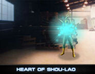 Iron Fist Level 9 Ability
