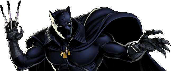 Black Panther Dialogue 1 Black Panther Marvel Avengers Alliance