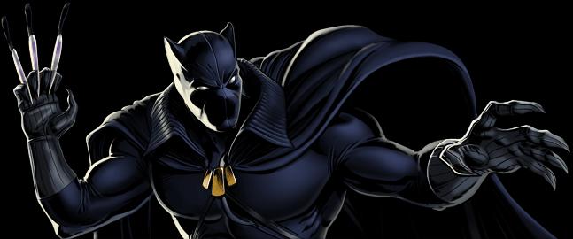 Chibi Black Panther Black Panther Dialogue 1