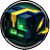 Coiled Lockbox Task Icon