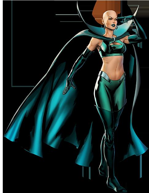 image moondragon portrait artpng marvel avengers
