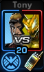 Group Boss Versus Hybrid (Scrapper)