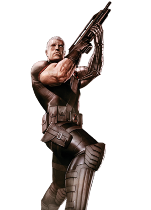 Cable Marvel XP