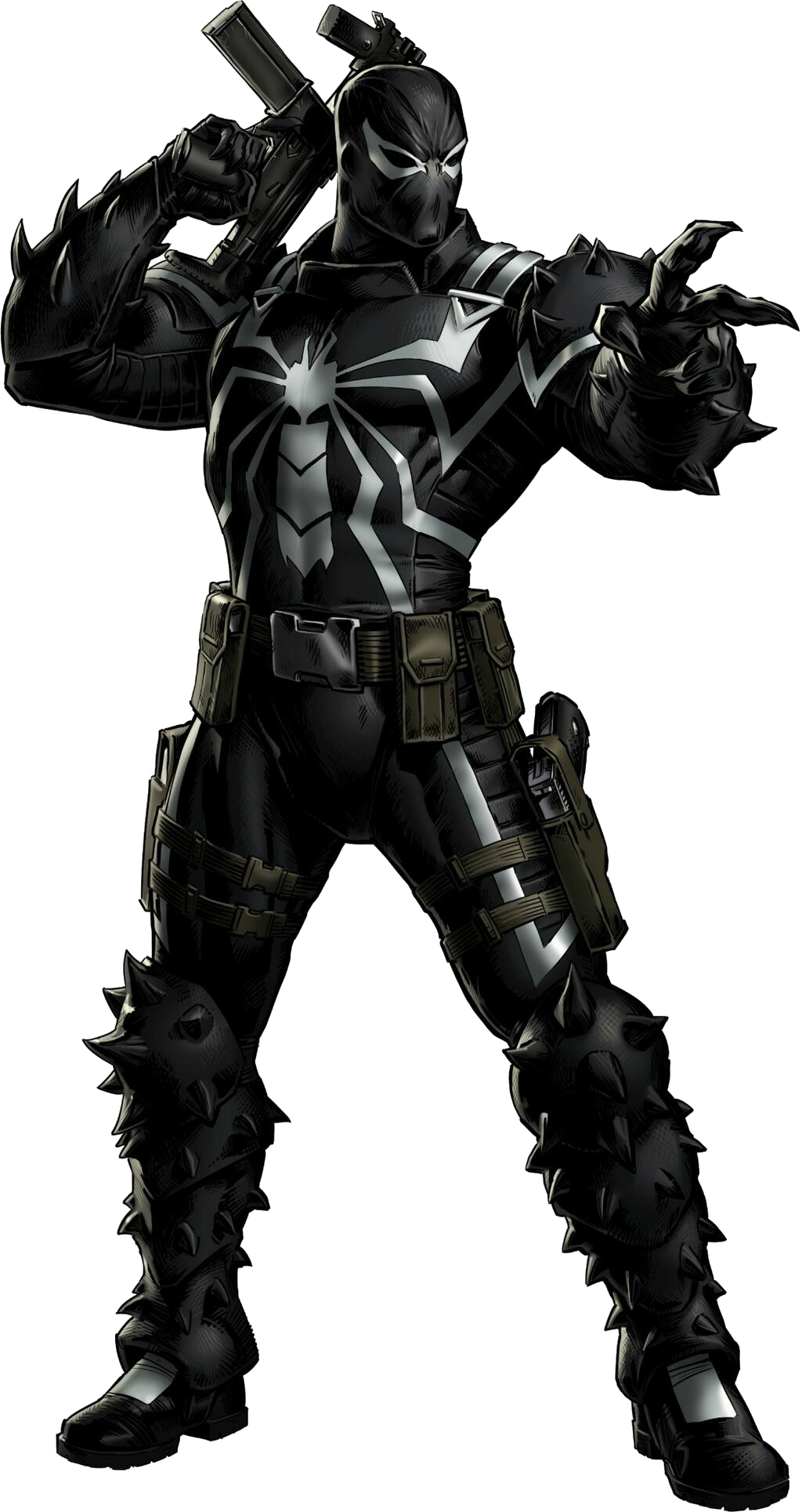 image agent venom portrait marvel avengers alliance wiki fandom powered by wikia. Black Bedroom Furniture Sets. Home Design Ideas