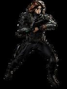 Winter Soldier Hero Portrait Art