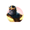 Thanos (Blaster) Group Boss Icon