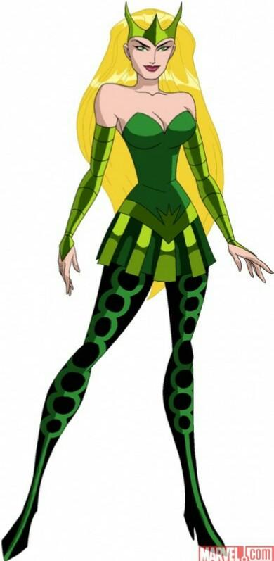 Enchantress | The Avengers: Earth's Mightiest Heroes Wiki ...
