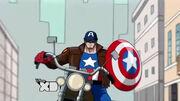 Cap+bike