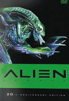 Alien Legacy DVD Set