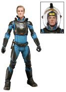 Prometheus series 2 david 8 eight neca loose