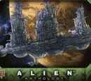 Alien Anthology (trading cards)