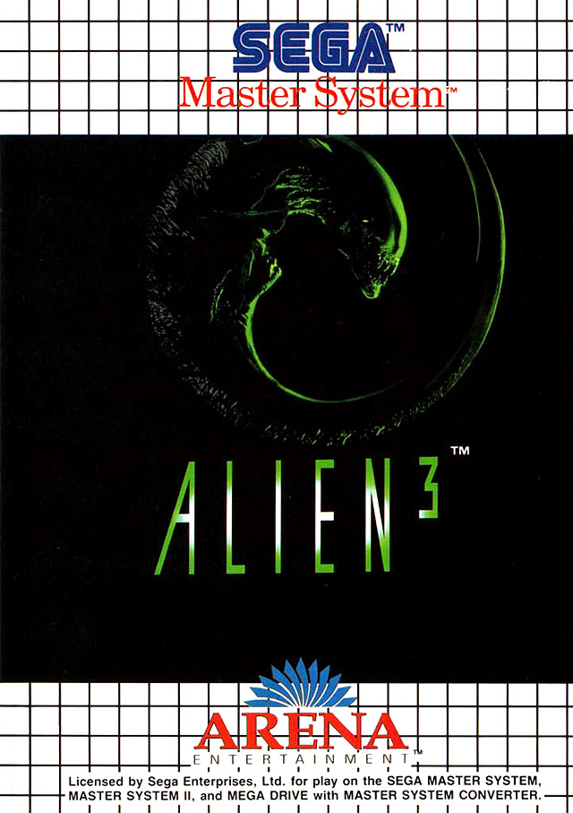 Alien 3 1992 Video Game Xenopedia Fandom Powered By