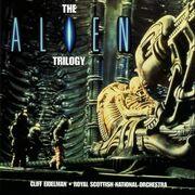 The Alien Trilogy cover