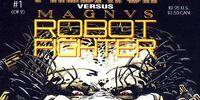 Predator versus Magnus, Robot Fighter