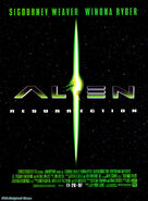 Alien Res alternate poster 1