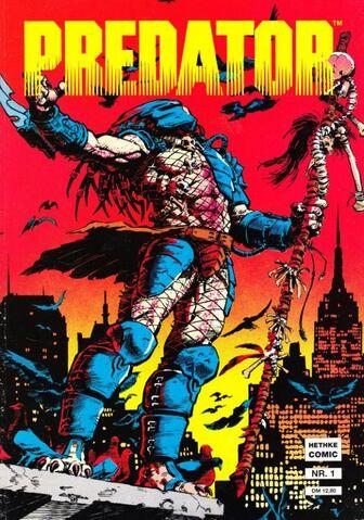 File:German Predator issue 1.jpg