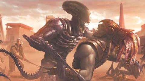 Mortal Kombat X Alien Ending-1