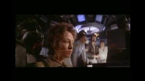 Alien deleted scene Alien Transmission - good quality