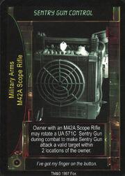 Sentry Gun Control